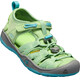Keen Kids Moxie Sandals Quiet Green/Aqua Sea